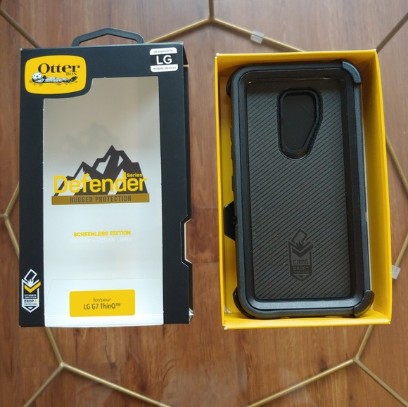 outlet store 47531 5492c NEW Otterbox for LG G7 ThinQ NWT